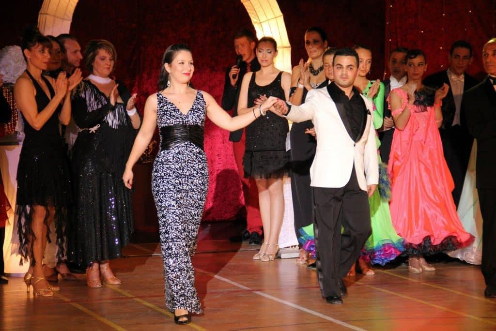 מפיקי פסטיבל ריקודים סלוניים ולטיניים במודיעין- אבי ואירה צור